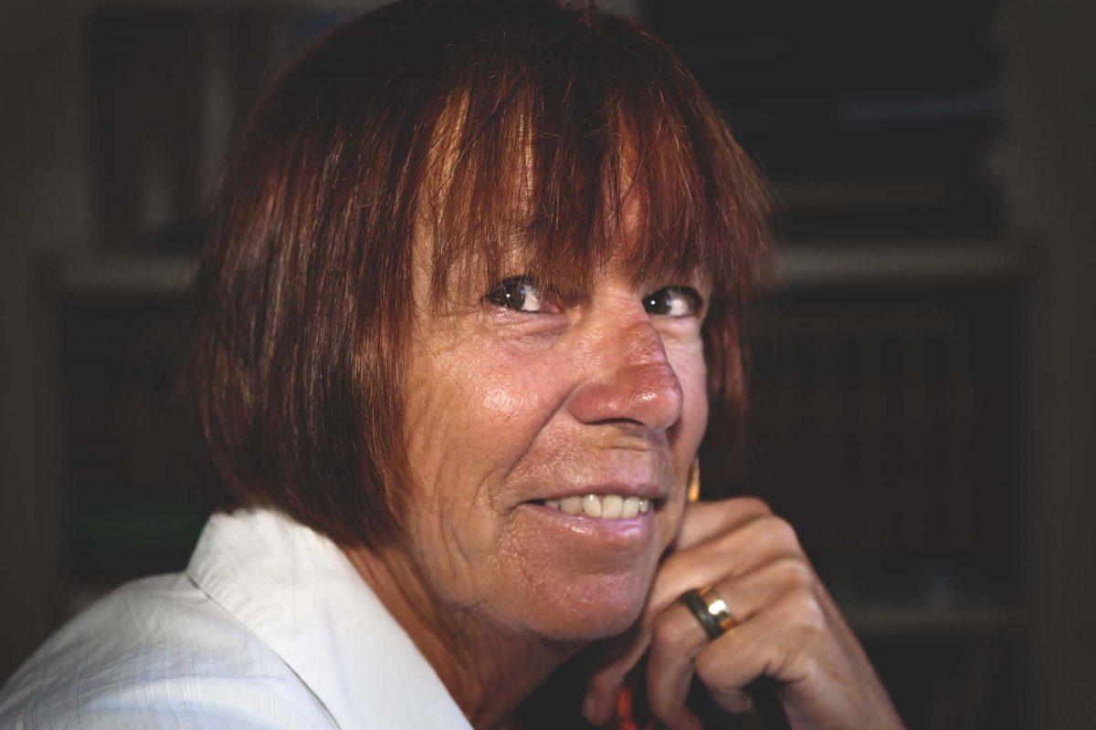 Ria Kieboom Portrait